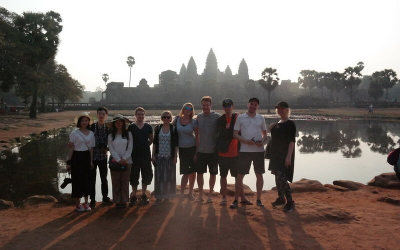 Team Trip Cambodia 10