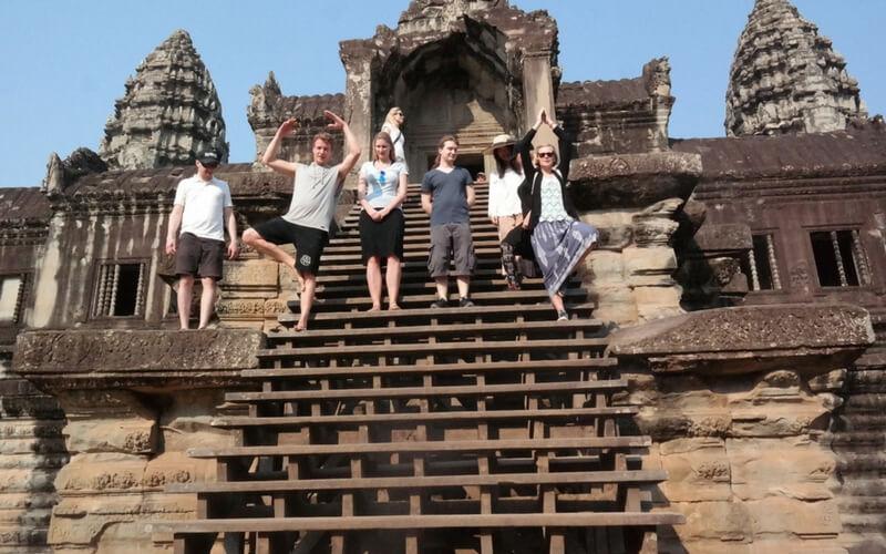 Team Trip Cambodia 01